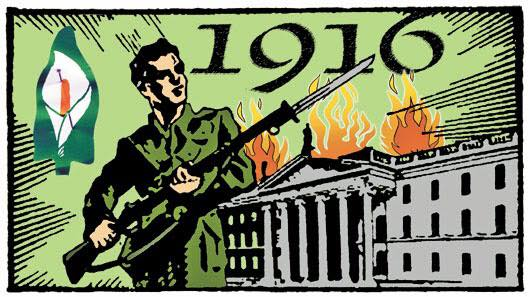 On how I fought in the easter rising | Foto arte, Paisagem