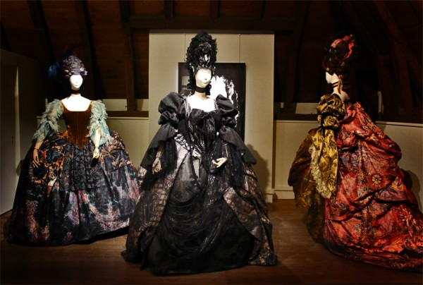 Christian Lacroix (1951) Three Stage Costumes, 2012