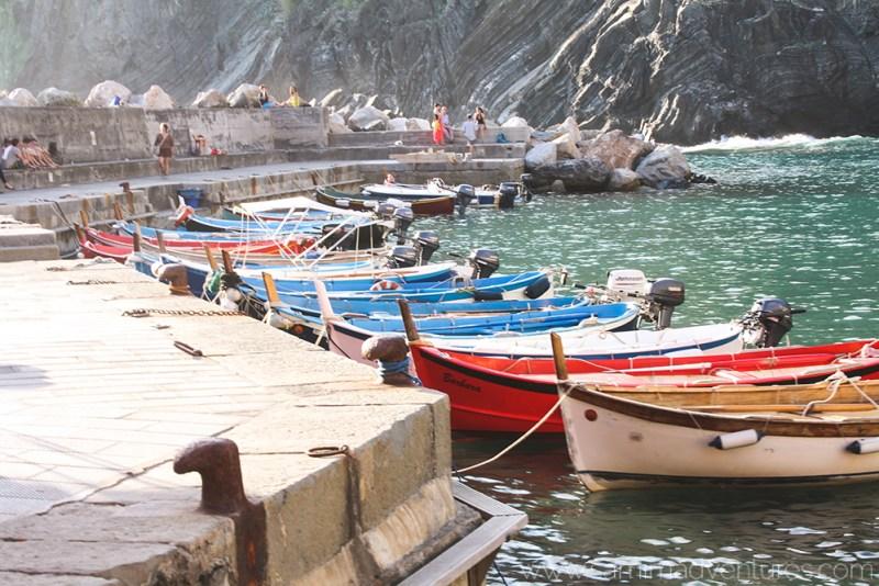 SamiM Adventures Vernazza Cinque Terre Italy