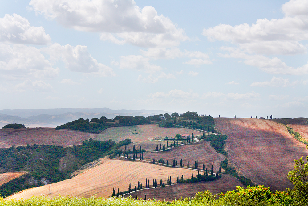 SamiM Adventures Why Siena should be your base city for your Italian adventure val d'orcia