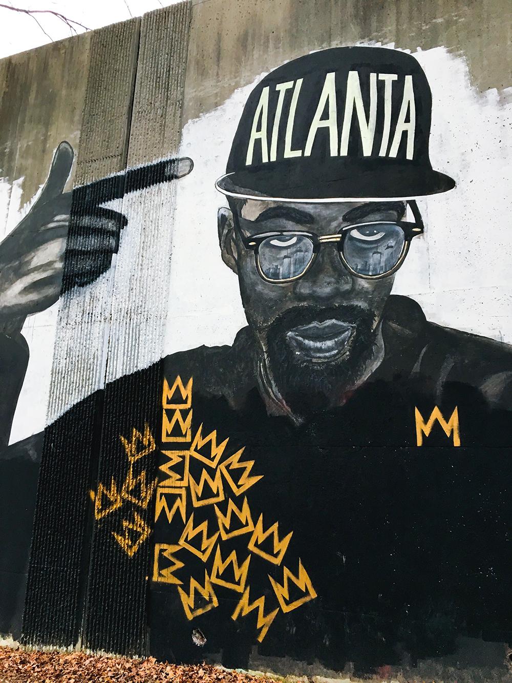 SamiM Adventures Cabbagetown Atlanta Mural #ATLMuralMarch
