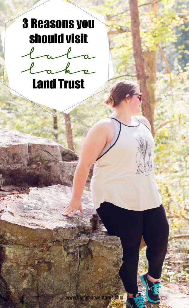 3 reasons why you should visit Lula Lake Land Trust near Chattanooga, TN!