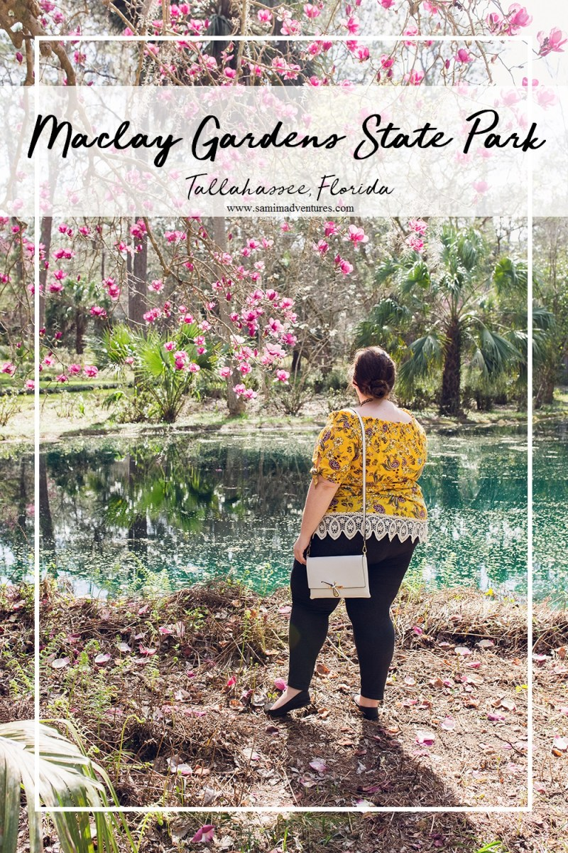 Looking for things to do in Tallahassee, Florida? Especially Tallahassee with kids? Look no further than visiting Alfred B. Maclay Gardens State Park in Tallahassee, Florida! Check out this Tallahassee travel guide if you are interested in some hiking in Tallahassee, biking in Tallahassee, and visiting a gorgeous garden in Tallahasee! #Tallahassee #TallahasseeFlorida #TallahasseeTravel