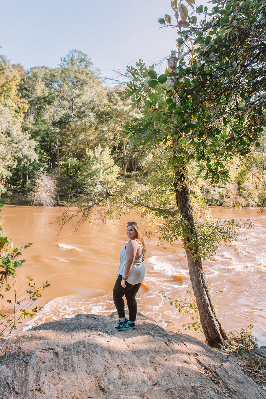 If you are a hiking enthusiast or you get spurts of energy to do spontaneous physical activity, consider a weekend getaway at Sweetwater Creek State Park!