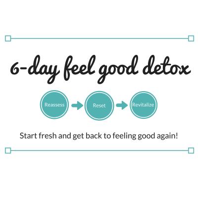 6-Day Feel Good Detox
