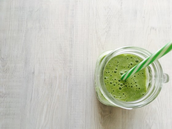 QUICK AND EASY: Healthy Breakfast Smoothie