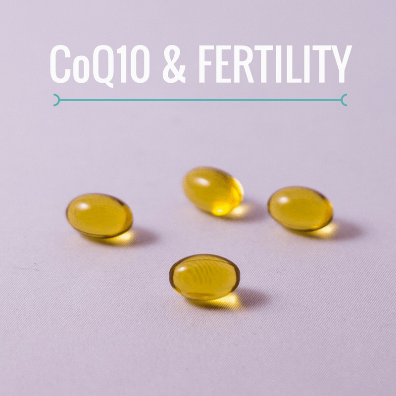 What is the deal with CoQ10 and Fertility…