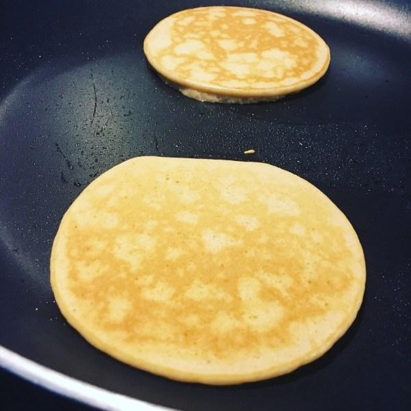 Cassava Flour Pancakes