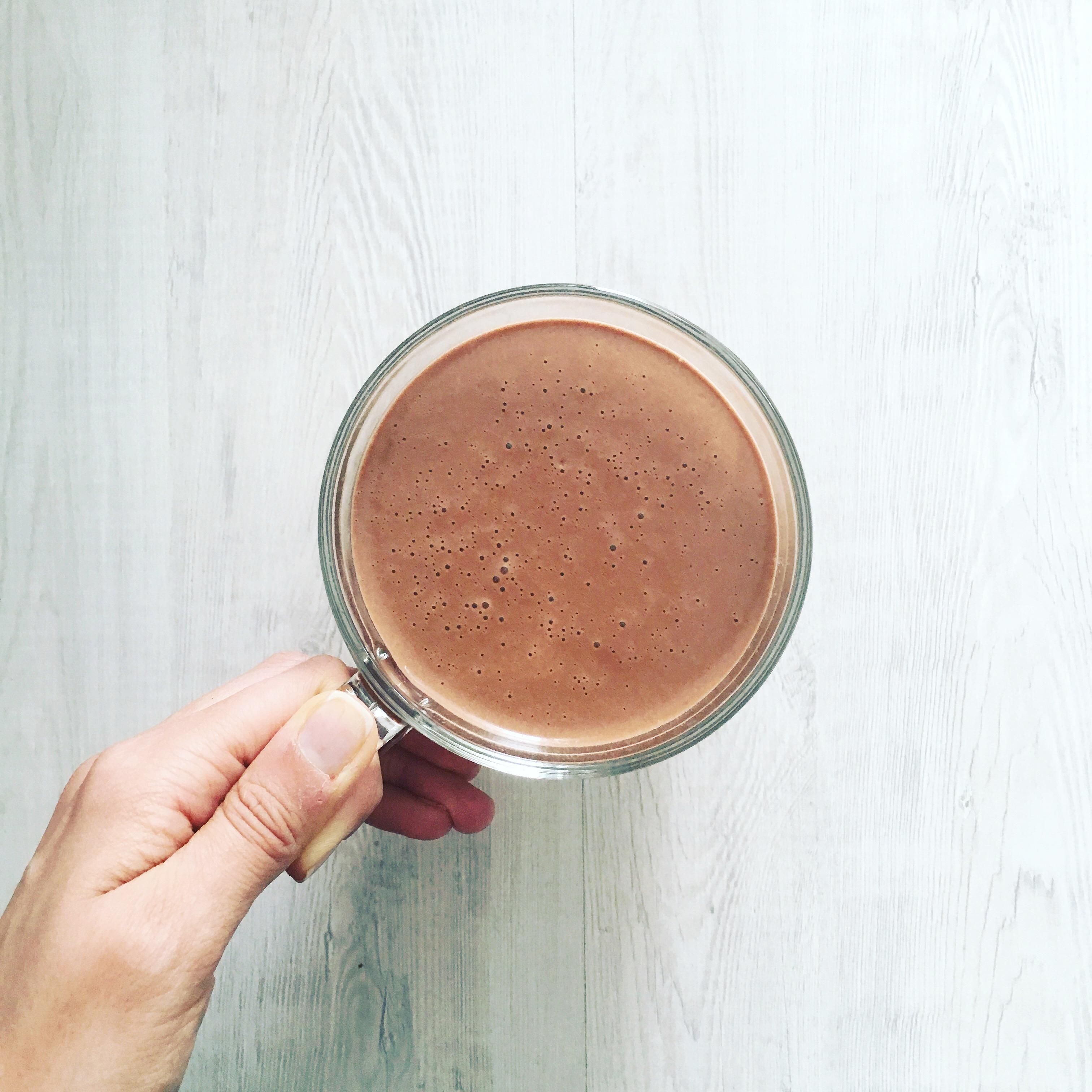 GF DF Bulletproof Hot Chocolate