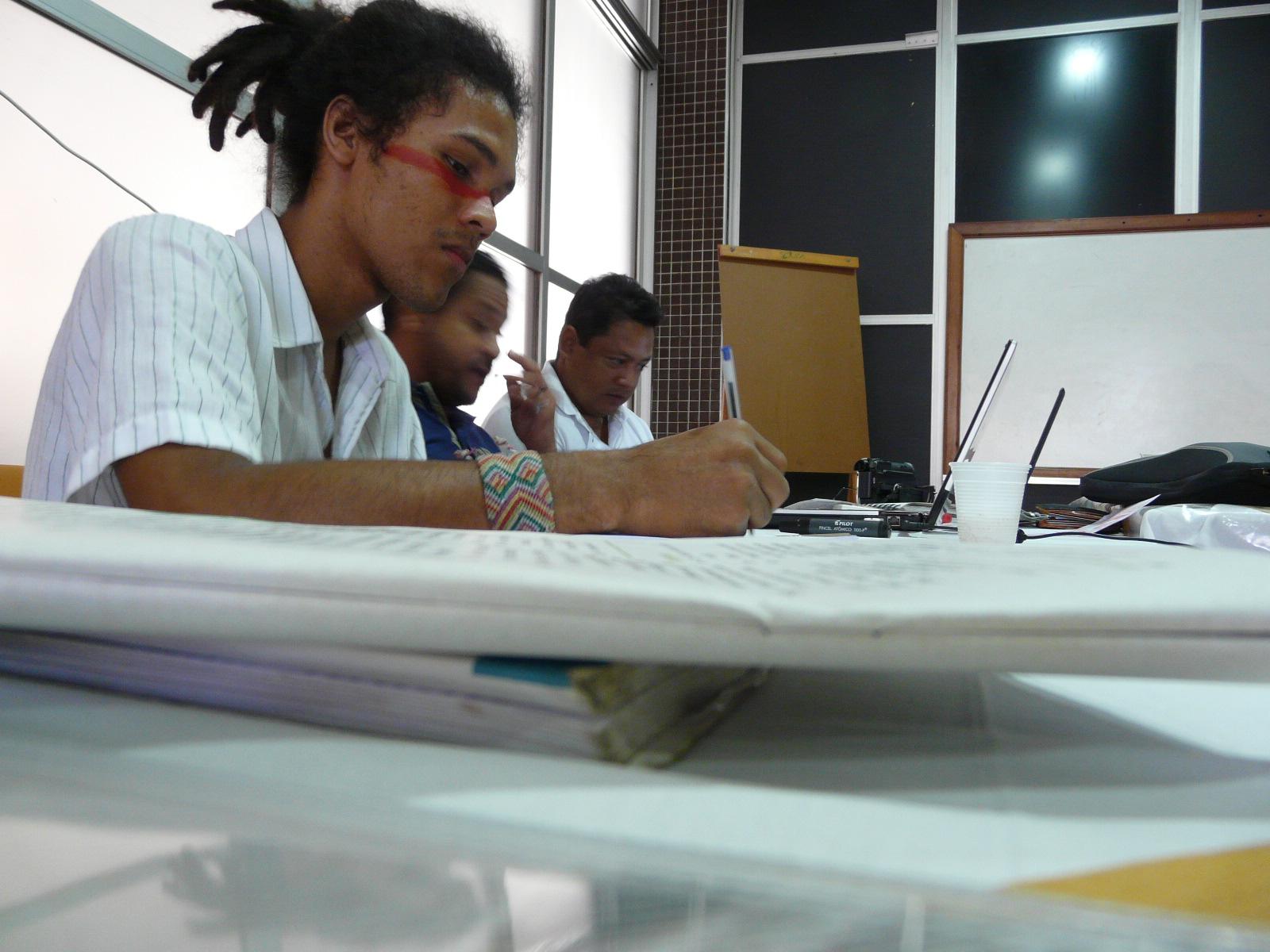 No período de 24 a 26 de julho foi realizada em Belém a oficina para as regionais Amapá, Carajás, Marajó e Nordeste Paraense. O pontão de cultura Rede Amazônica de Protagonismo Juvenil, projeto realizado pelos Argonautas Ambientalistas da Amazônia com patrocínio do Ministério da Cultura, apoiou a realização da oficina. Os Argonautas fazem parte da rede GTA e o apoio à rede é um dos objetivos do pontão de cultura.