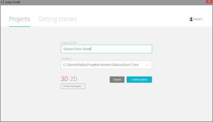 Unity3D Tutorial: Simple Door Physics – The Internet-Blog of Samixmedia