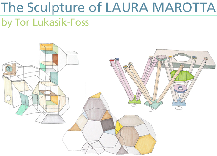 The Sculpture of Laura Marotta by Tor Lukasik-Foss