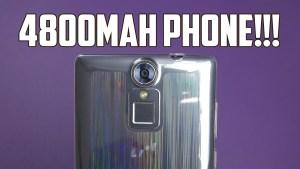 CRAZY 4800mAh Smartphone THL T7