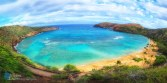 Hanauma Bay Panorama