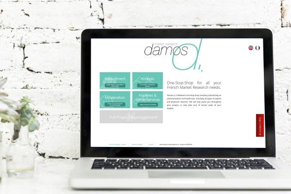 Damos : études pharmaceutiques et médicales