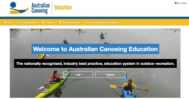 AC Education Site