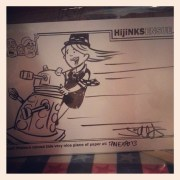 My wonderful Hijinks Ensue original