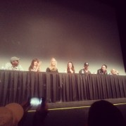The Lost Girl panel. Second row!