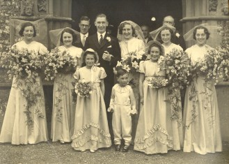 Image of Old Family Photograph
