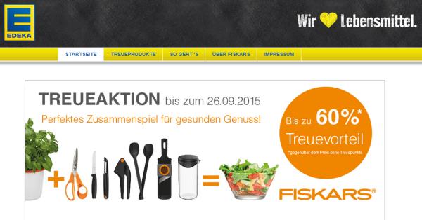 Fiskars Edeka 2015