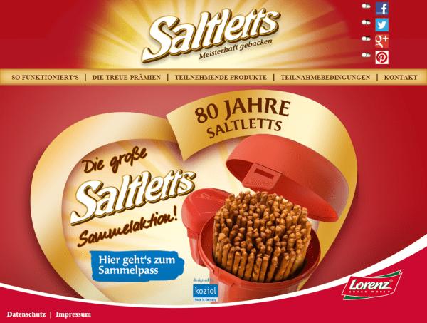 Saltletts Koziol