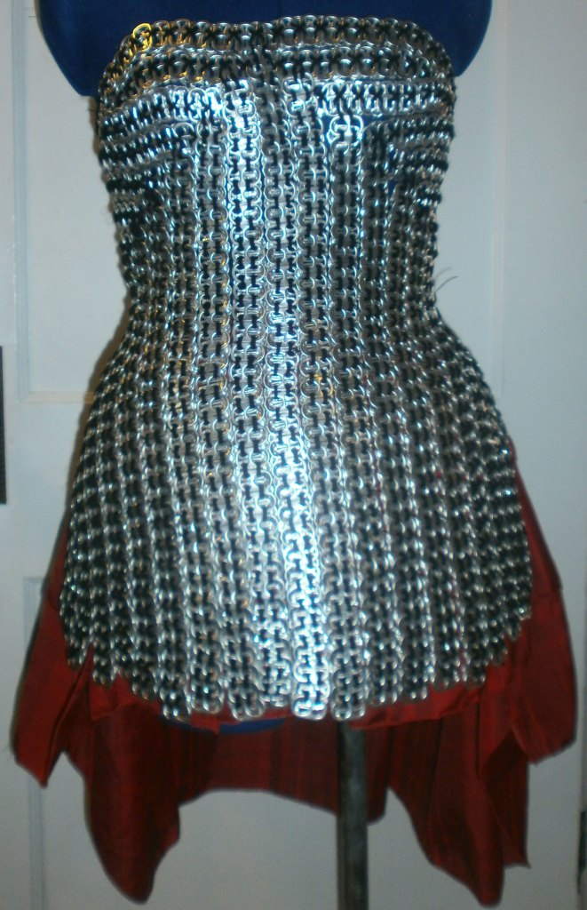 Pop Tab Outfit Front View