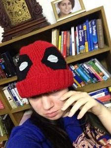 deadpool hat