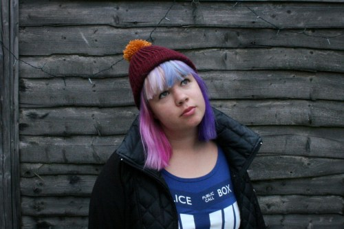 front nardole hat