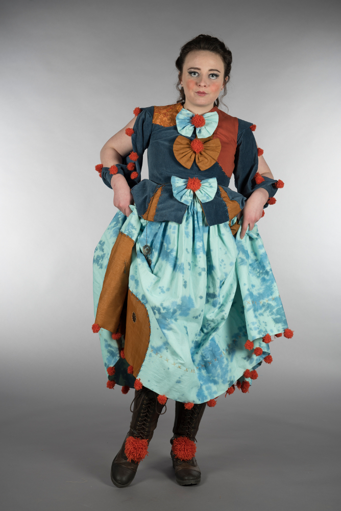 Character Trinculo from Shakespeareu0027s The Tempest Model Sorcha Martin Photographer Margaret Maguire Costume Designer Bunny Winters Costume Maker Evelyn ...  sc 1 st  Portfolio - Sammich SewingSammich Sewing & Portfolio - Sammich SewingSammich Sewing