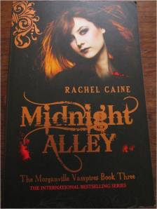 midnight alley front cover