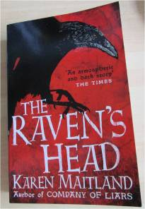 the raven's head front cover