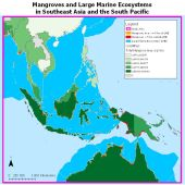 Mangroves and Large Marine Ecosystems, Southeast Pacific