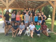 Student Affairs Graduate Association (SAGA) Social in October