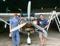 Annual Airplane Maintenance