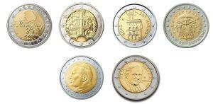 Wertvolle Euro-Münzen
