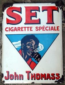 Cigarette Set Speciale John Thomass
