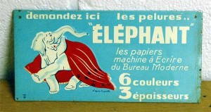 ELEPHANT - Büroartikel L. Cappiello