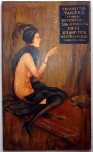 Cigarettes YAN-PRO Athen (BAFRA)