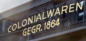 1864 gründete Ururgroßvater Heinrich das Familienunternehmen