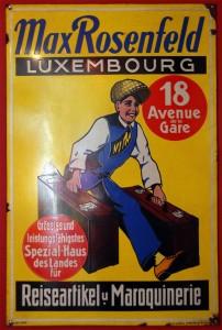 MAX ROSENFELD LUXEMBOURG