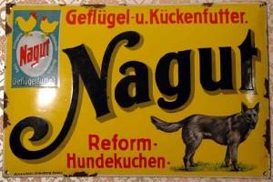 NAGUT - Geflügel und Kückenfutter - Hundekuchen - 20er