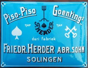 HERDER PISO PISO (DK, um 1910)