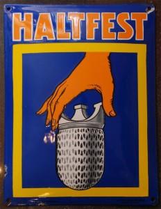 HALTFEST - Berliner Gasglühlicht Werke