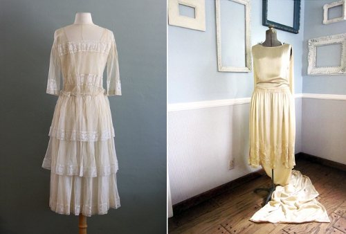 1920s-1980s: How To Identify The Era Of A Vintage Wedding