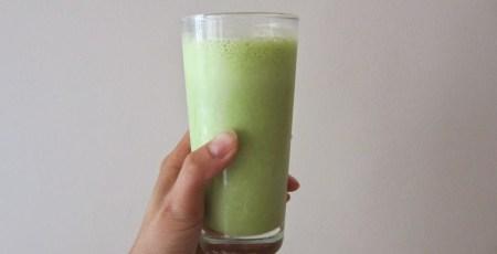 Best Green Smoothie Recipe   Spinach & Banana
