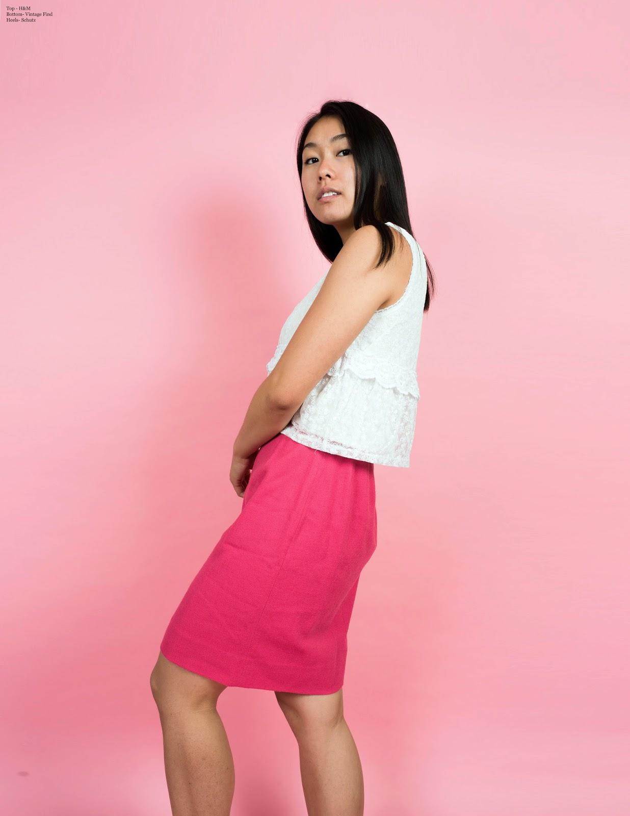 Blushing   Summer Fashion   Sammy Huynn
