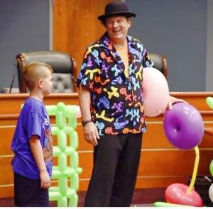 SAMMY J Balloon Show