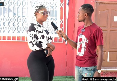 Video :Men want our body before they help, I'm a victim – Ms Forson