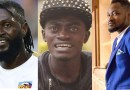 Video:Lilwin apologizes to Adebayor on behalf of Funny face