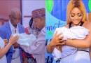 Photos:Regina Daniels names Baby